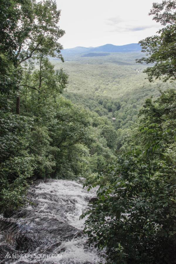 Amicalola Falls Loop. 