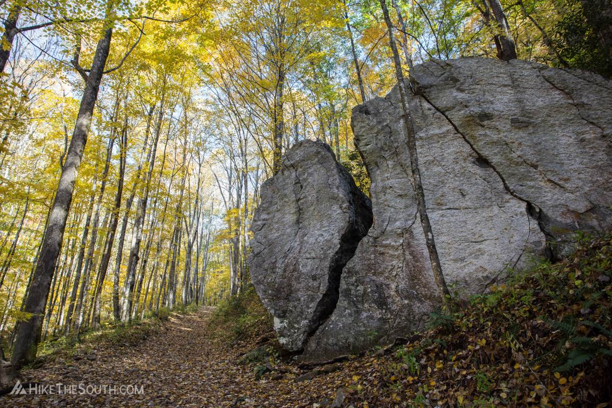 Blackrock Mountain. 