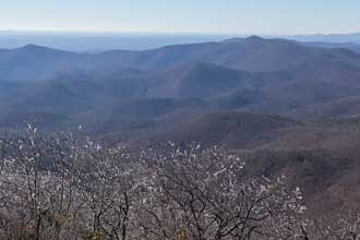 Blood Mountain via Wolfpen Gap