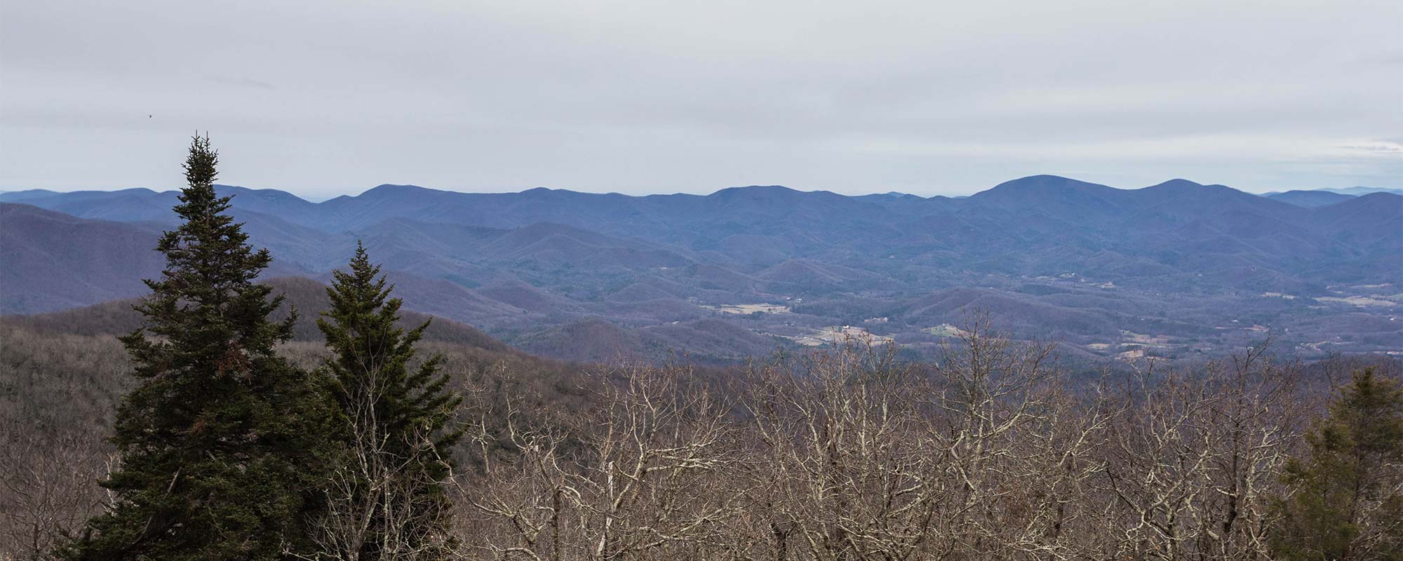 Brasstown Bald via the Arkaquah Trail