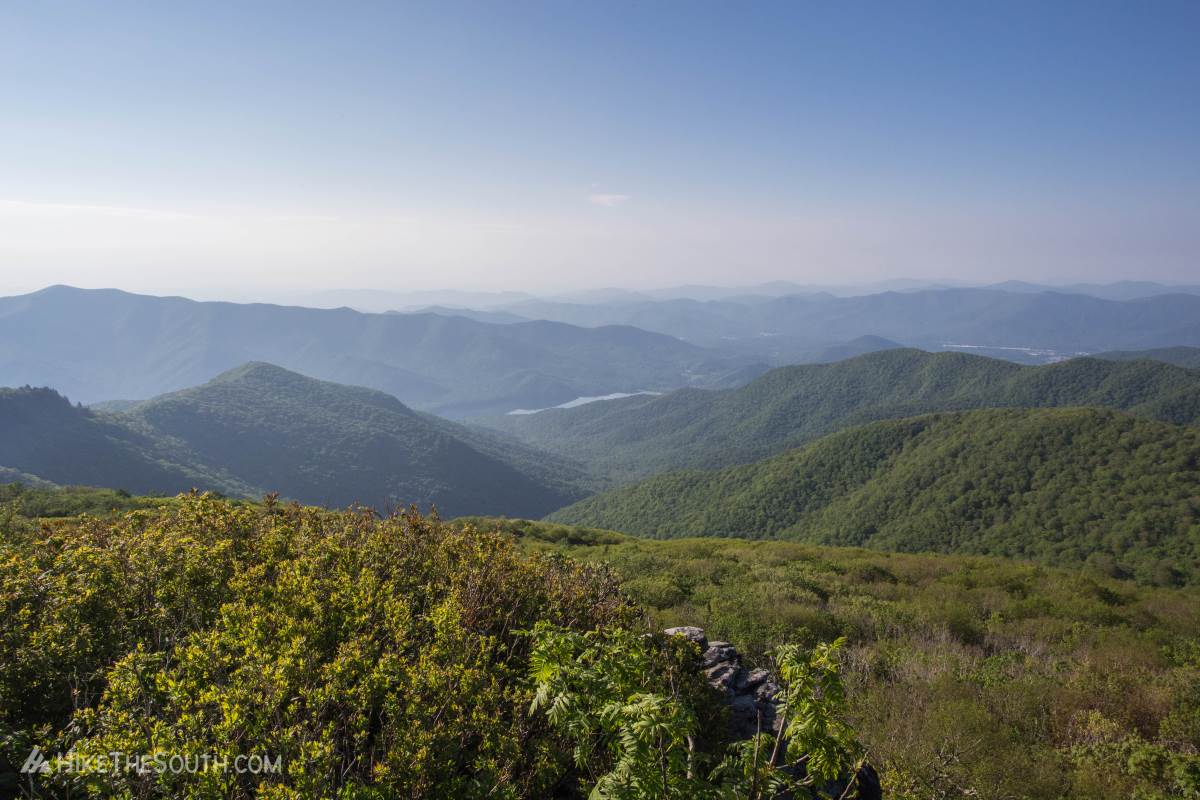 Craggy Pinnacle. 