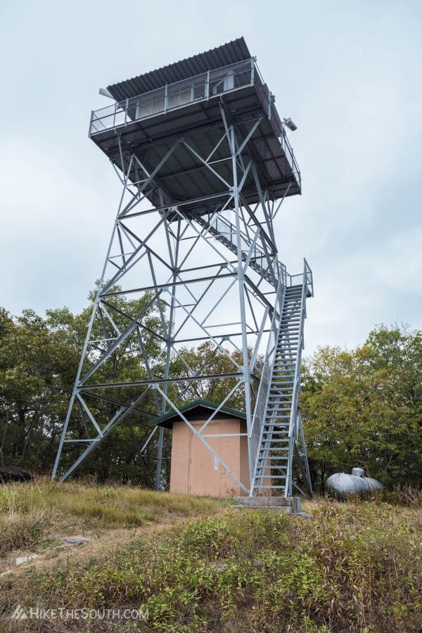 Grassy Mountain Tower. 