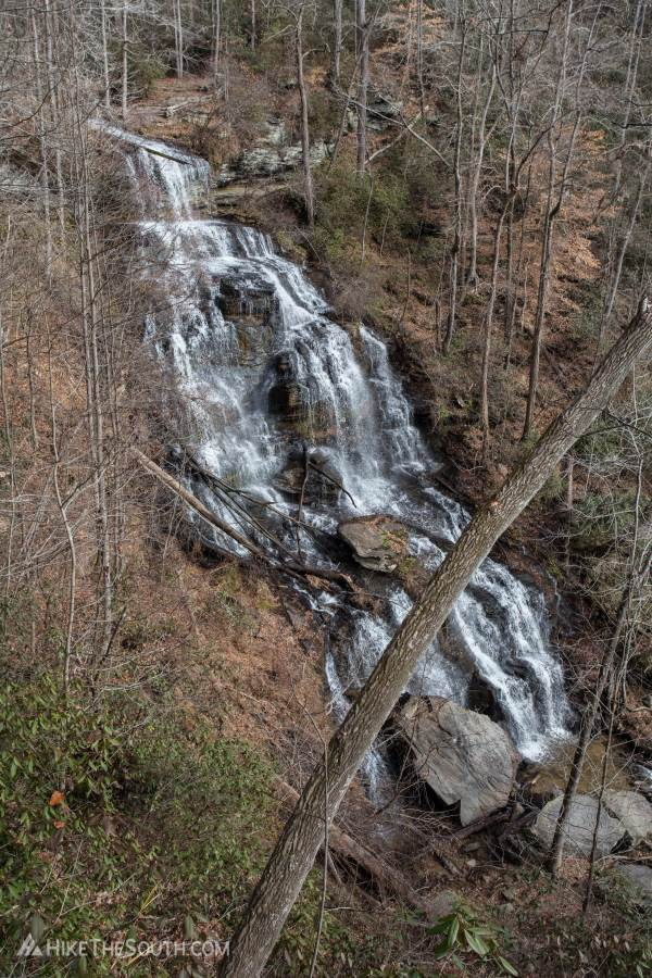 Issaqueena Falls. 