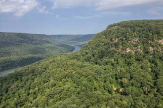 Julia Falls Overlook