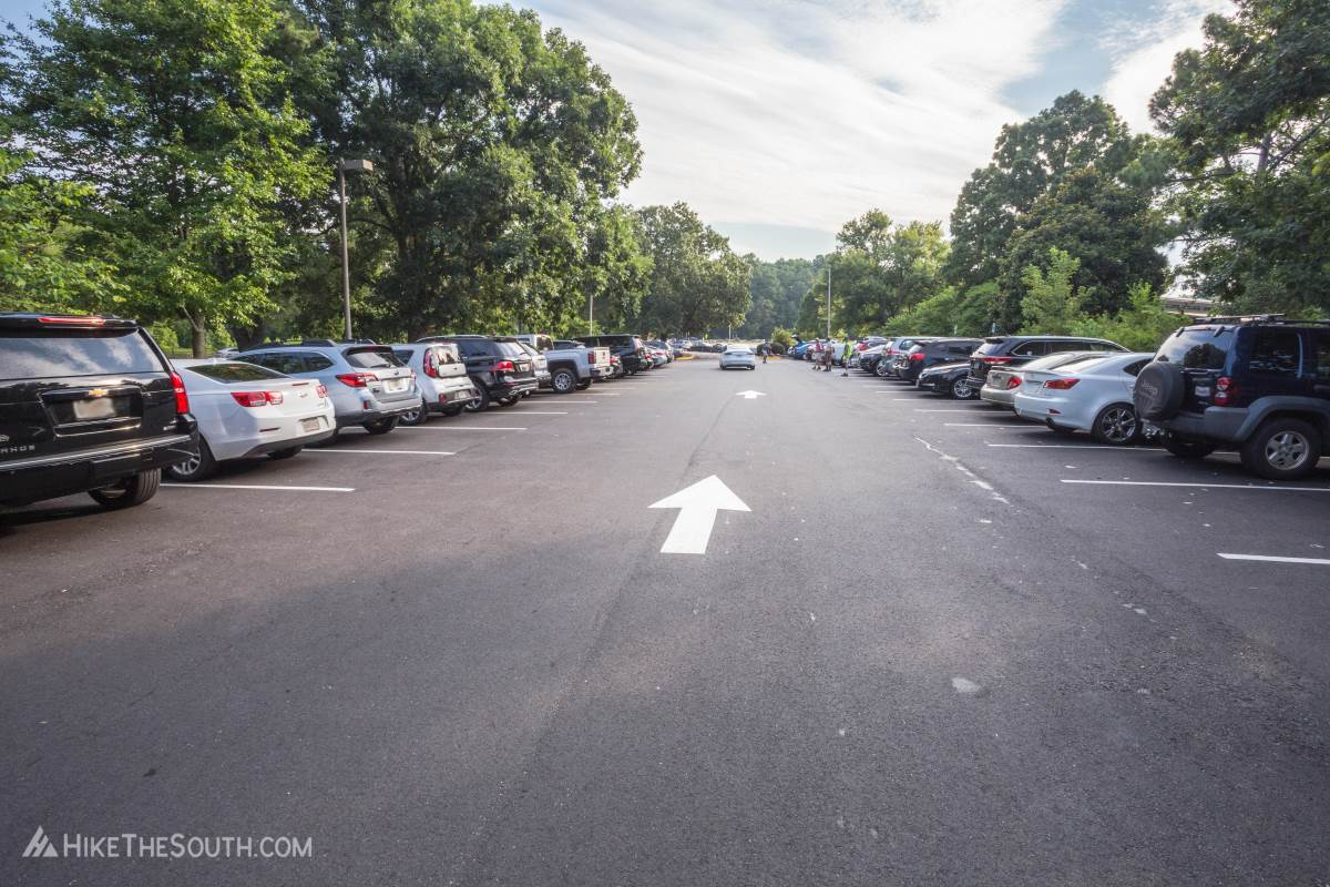 Kennesaw Mountain Red/Mountain Loop. 