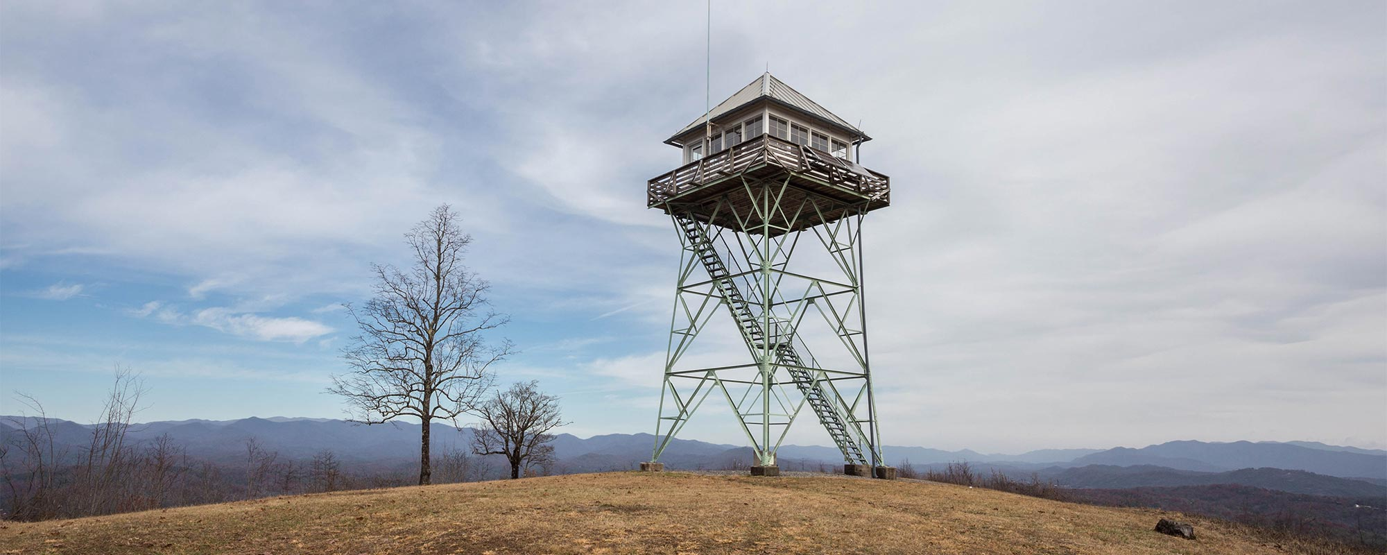 Panther Top Lookout Tower