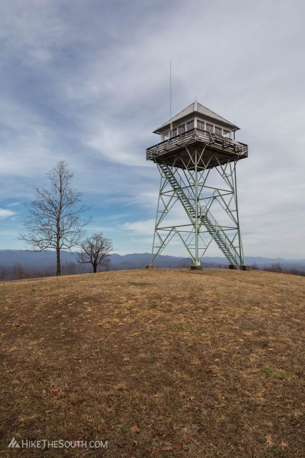 Panther Top Lookout Tower. 