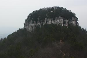 Pilot Mountain Jomeokee Trail