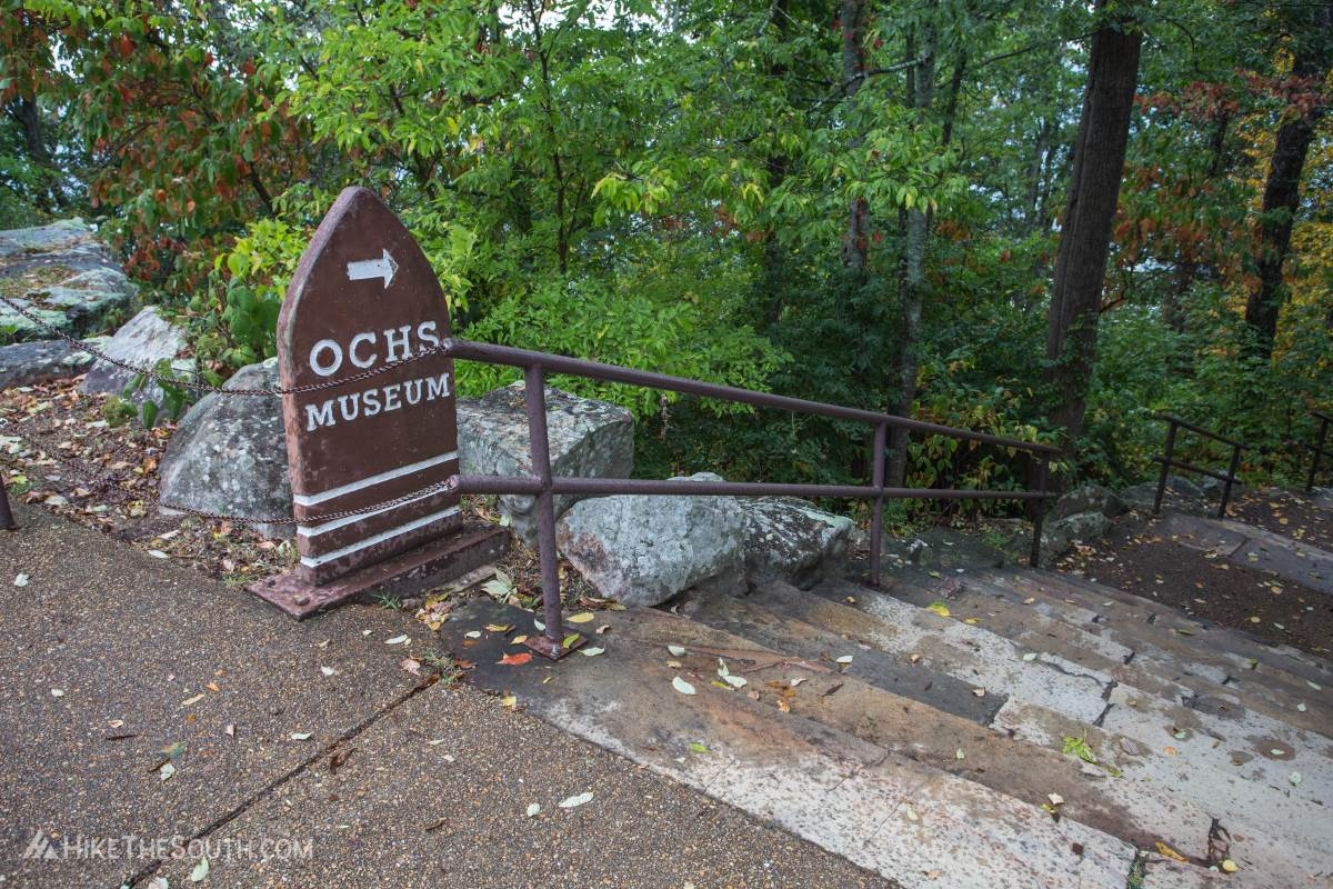 Point Park. 