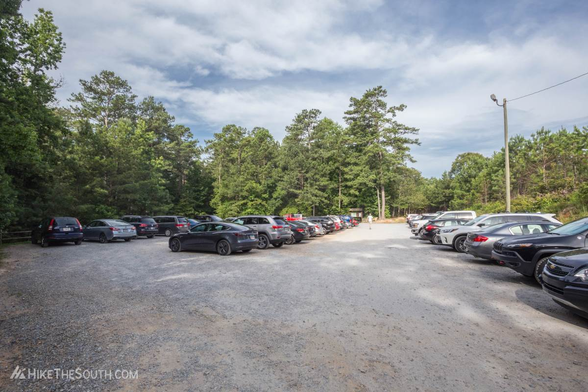Red Top Mountain Iron Hill Loop. 
