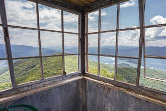 Shuckstack Fire Tower