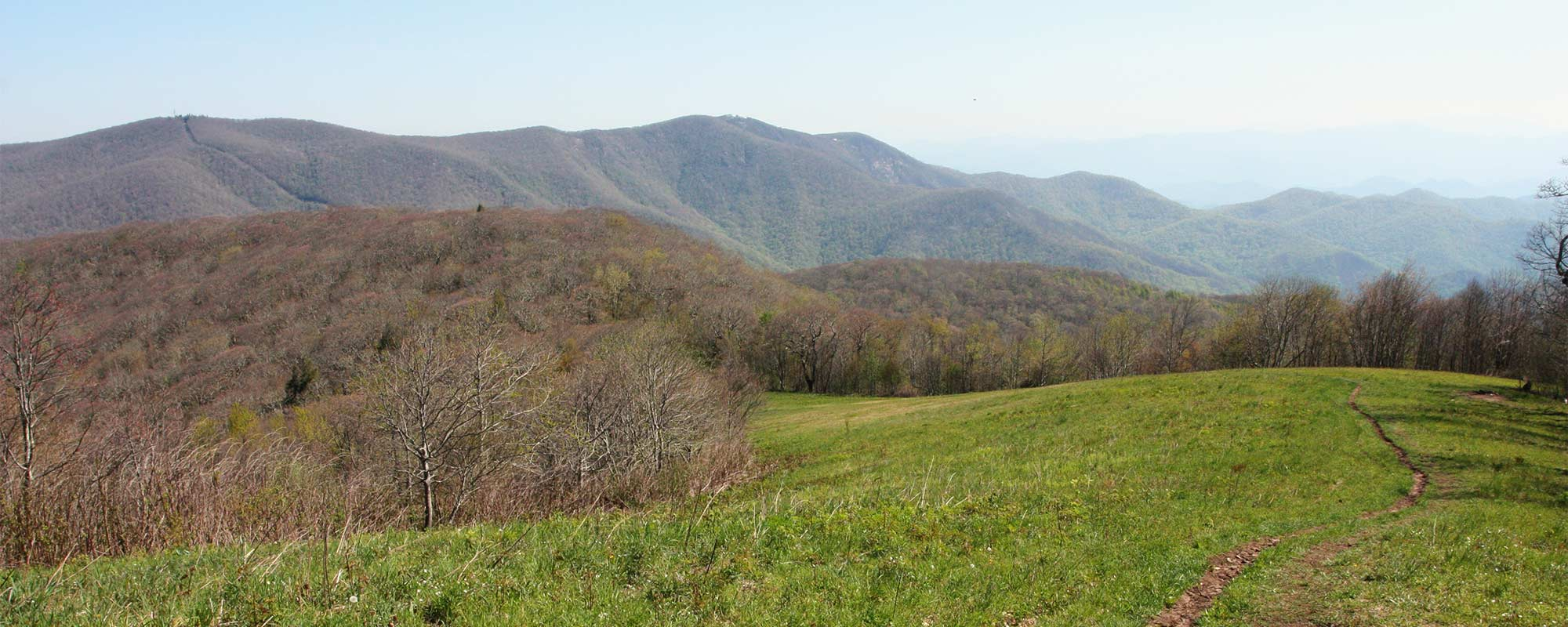 Siler Bald via Wayah Gap