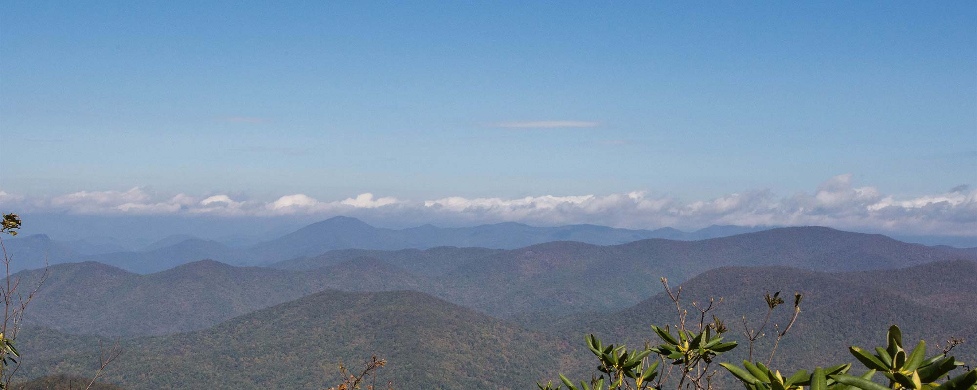 Tray Mountain via Unicoi Gap