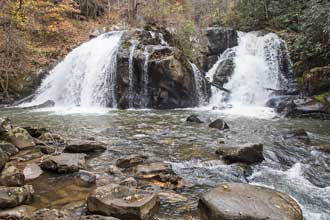Turtletown Creek Falls