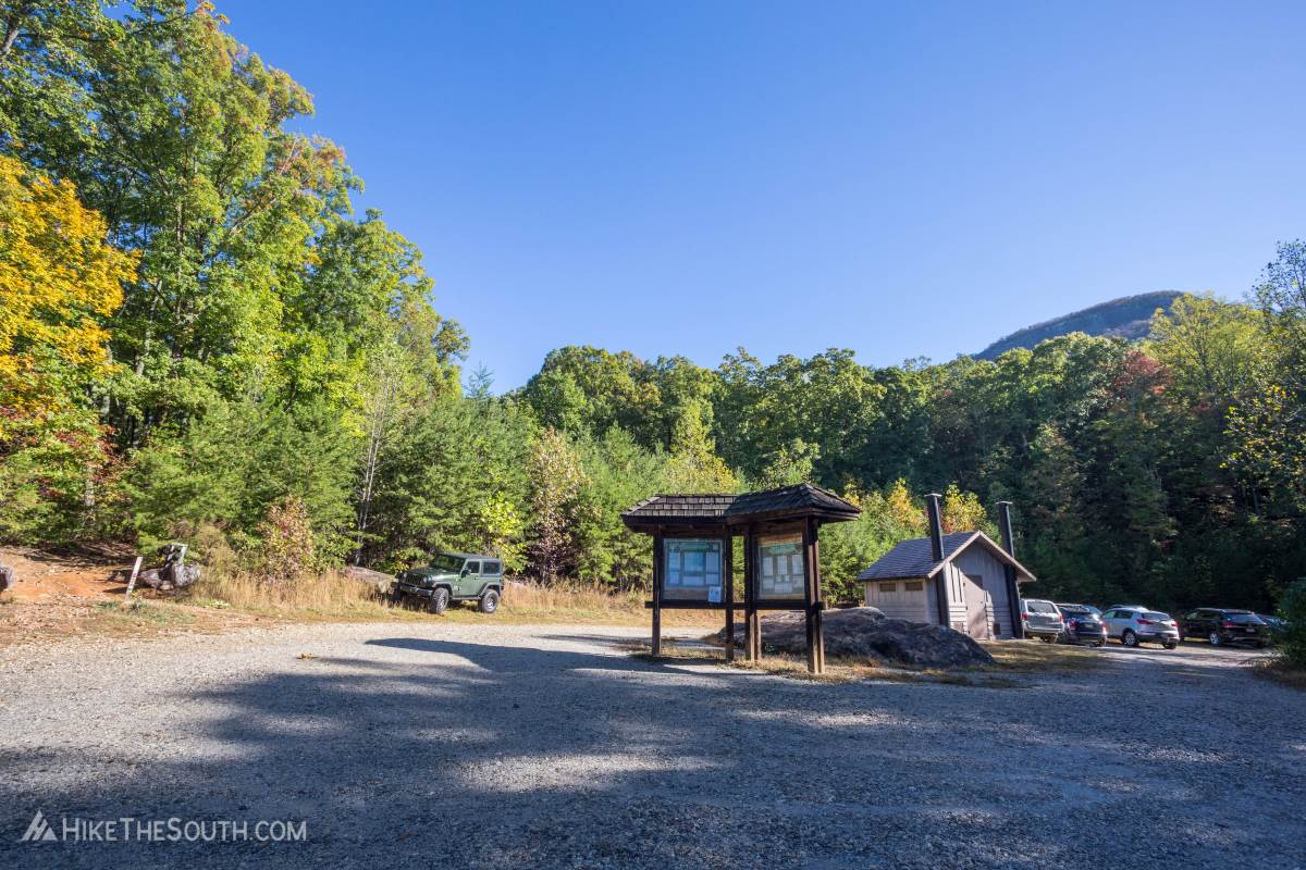 Yonah Mountain. 